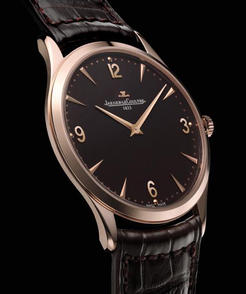 Master Control-Collection 1833 : Jaeger-LeCoultre célèbre 175 ans d'histoire avec quatre montres d'exception
