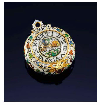 Sotheby's organise une vente de garde-temps exceptionnels le 16 novembre 2008 à Genève