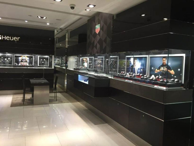 "TAG Heuer : le ""home staging"" pour relooker ses boutiques"