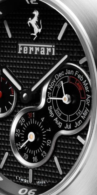 Un QP acier Ferrari by Officine Panerai pour les 60 ans de la marque au cheval cabré