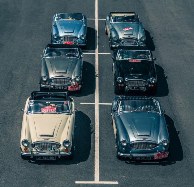 Frédérique Constant Vintage Rally : nouvel hommage aux Healey