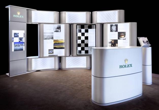 Expo Rolex Daytona chez Bucherer jusqu'au 31 janvier 2017
