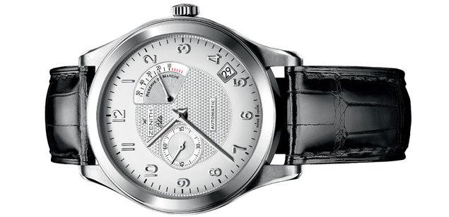 New Vintage 55 et Nouveaux classiques: le vintage est à la mode et Zenith l'illustre avec classe !