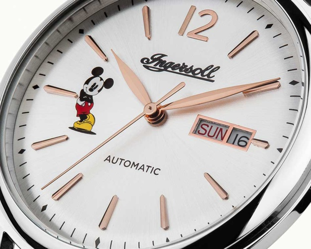 Ingersoll Haven Disney Automatic