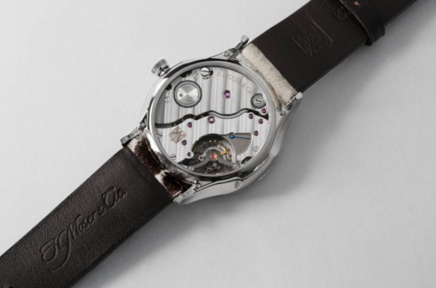 Moser Venturer Swiss Mad Watch : l'heure helvète