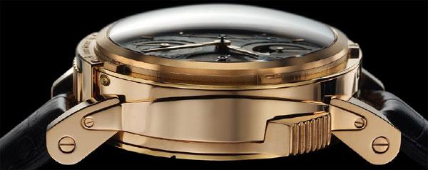 Louis Moinet Magistralis : la seule montre au monde dotée d'un véritable morceau de Lune