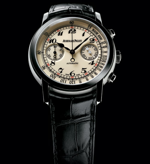 Chronographe automatique Jules Audemars