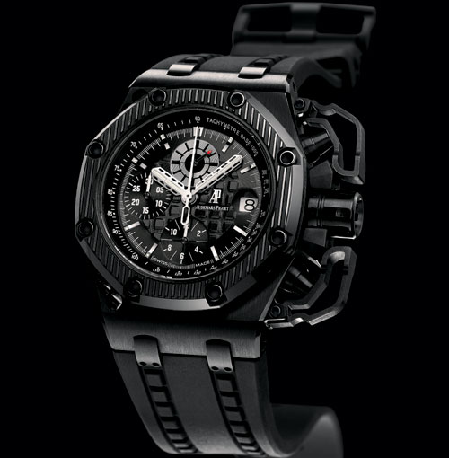 Royal oak offshore survivor ou l urban jungle gothic watch by audemars piguet for Royal oak offshore survivor