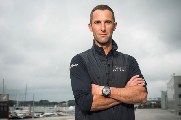 Armel Le Cléac'h remporte le Vendée Globe avec une Ralf Tech au poignet