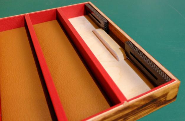 De la conception d'un coffret de montres par Serge Amoruso