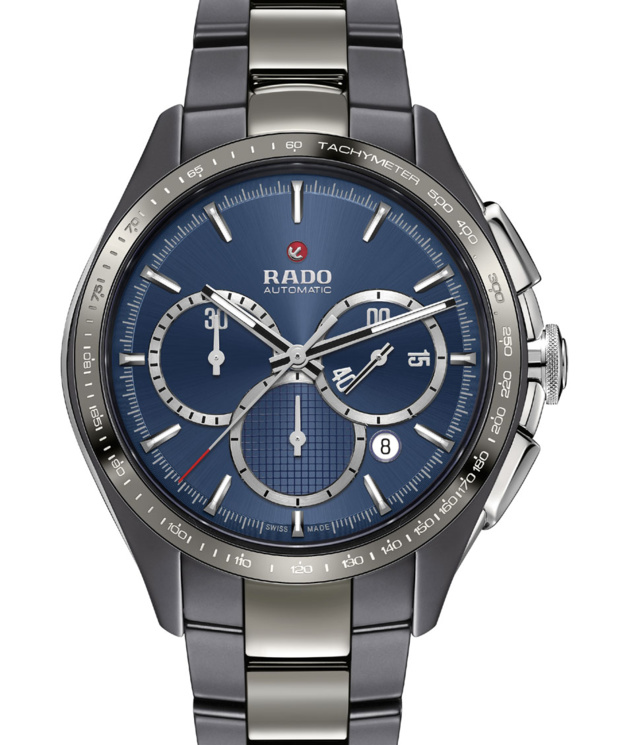 Rado Hyperchrome Match Point : jeu, set et match (bis)
