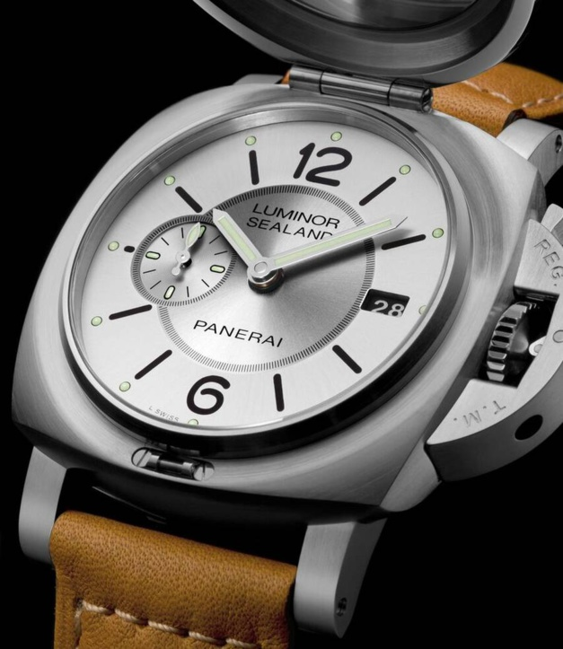 Panerai Luminor 1950 Sealand : le chant du coq