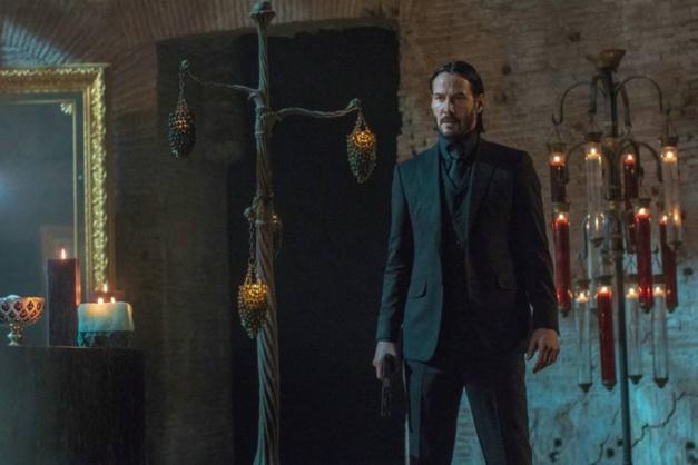 John Wick 2 : Keanu Reeves porte une Carl F. Bucherer Manero AutoDate en acier