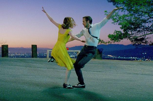 La La Land : Ryan Gosling porte une Omega vintage en or