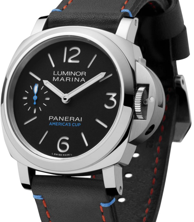Panerai Luminor Marina Oracle Team USA 8 Days en acier