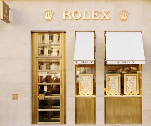Rolex Lyon