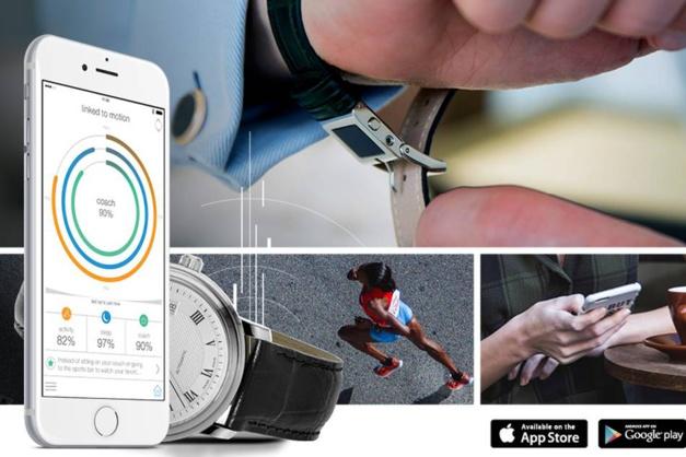 MMT : le bracelet connecté qui rend les montres intelligentes