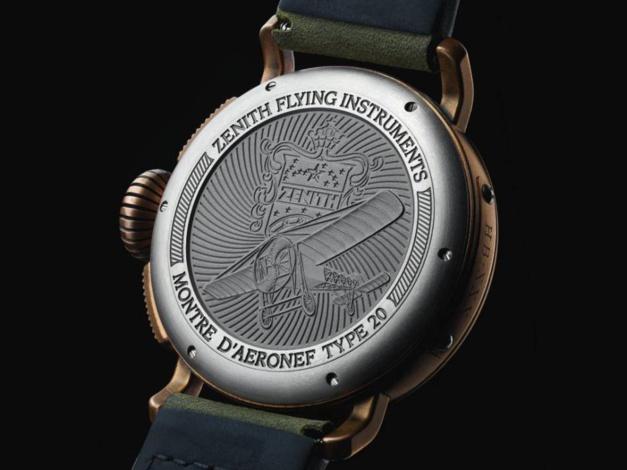 Zenith Pilot Heritage Extra Special Chronograph : l'envol du bronze