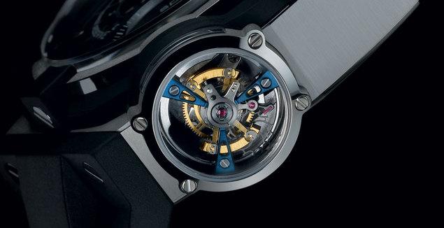 C1 Tourbillon Gravity : Montre Design de l'année au Grand Prix d'Horlogerie de Genève 2008