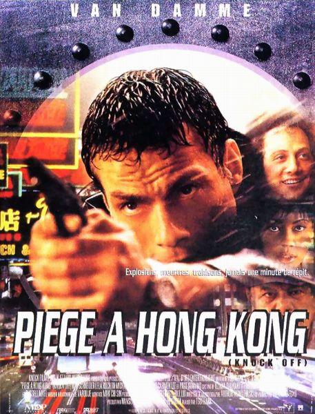 Piège à Hong-Kong : Jean-Claude Van Damme porte une Rolex Daytona Cosmograph