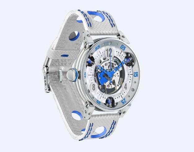 BRM lance une collection de montres dédiée au golf