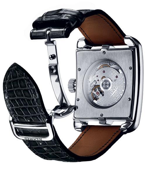Hermès Cape Cod H1 « Grandes Heures » : quand la notion de temps devient toute relative...
