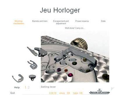 Master Class Jaeger-LeCoultre : un cours d'horlogerie pour les passionnés de la « grande maison »