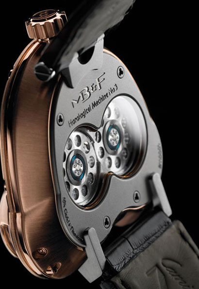 Horological Machine No3 MBandF : tout simplement hors norme et inclassable
