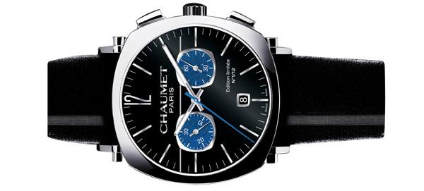 Le « dressing » horloger parfait pour le Dandy Chaumet… Une série limitée de trois montres d'exception en platine