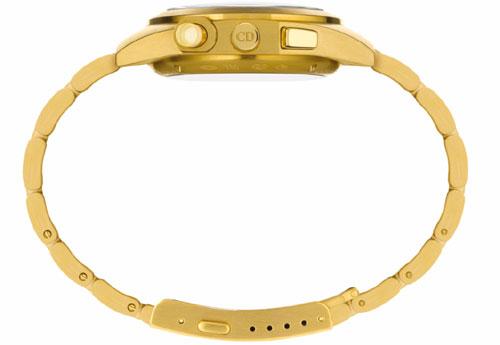 Dior Chiffre Rouge I03 : une version en or jaune en série limitée sur calibre Zenith