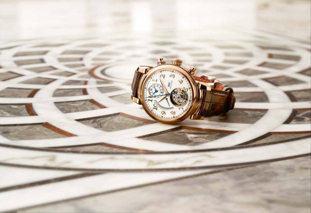 IWC Da Vinci Tourbillon Retrograde Chronographe