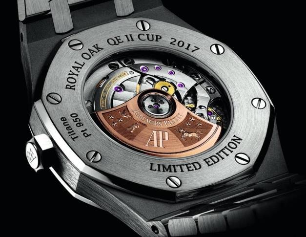 Audemars Piguet : série limitée QEII Cup 2017