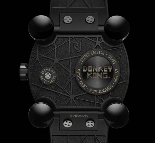 RJ Romain Jerome Donkey Kong