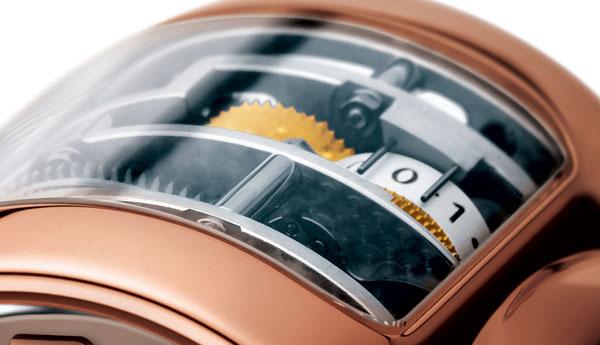 Faubourg Type 370 Parmigiani Fleurier : mettez une Bugatti à votre poignet