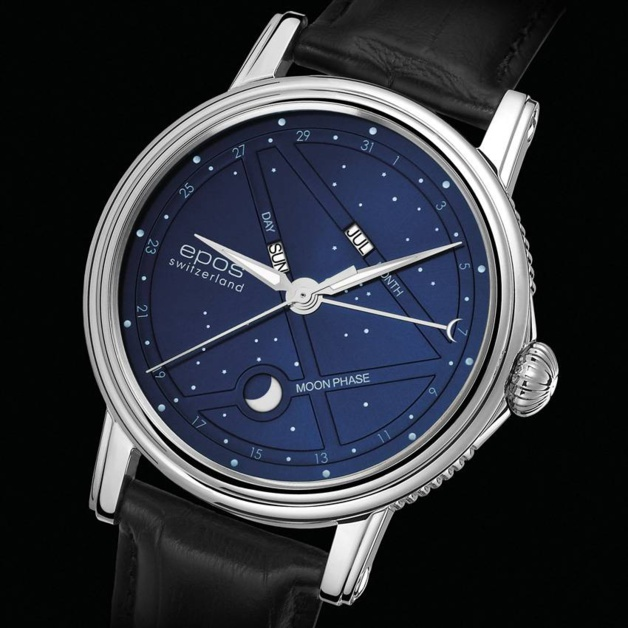 Epos 3391 Blue Stars : un calendrier dans les étoiles