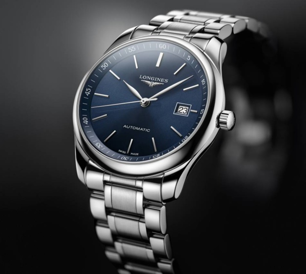 The Longines Master Collection : cadran gris ou cadran bleu ?
