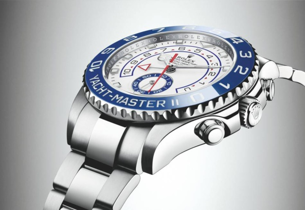 Rolex Yacht-Master II : léger re-lifting de la montre de skipper
