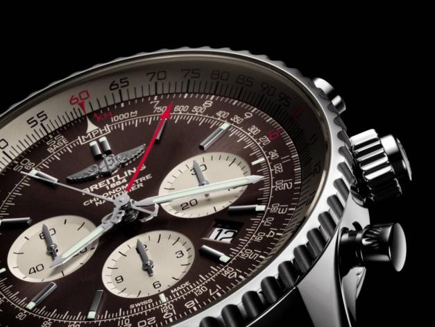 """Breitling Navitimer Rattrapante : en mode """"flyback"""""""
