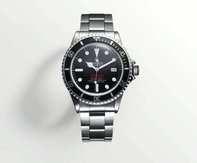 Rolex Sea-Dweller de 1967