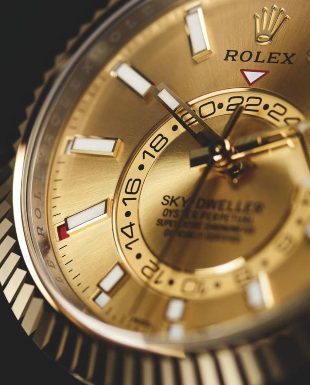 Sky-Dweller : la plus compliquée des Rolex arrive en version acier
