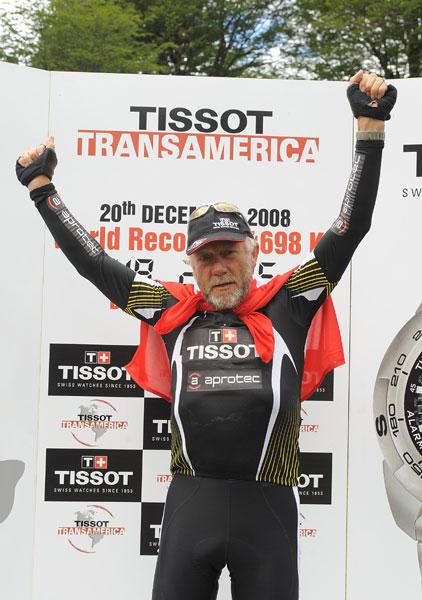 La Tissot Transamerica se termine avec un nouveau record !