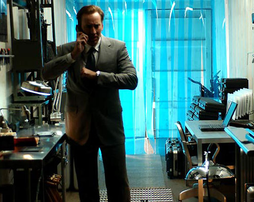 Lord of War : Nicolas Cage porte une Rolex Day-Date
