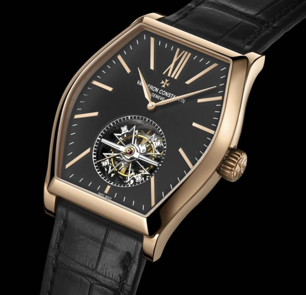 Vacheron Constantin Malte Tourbillon or rose