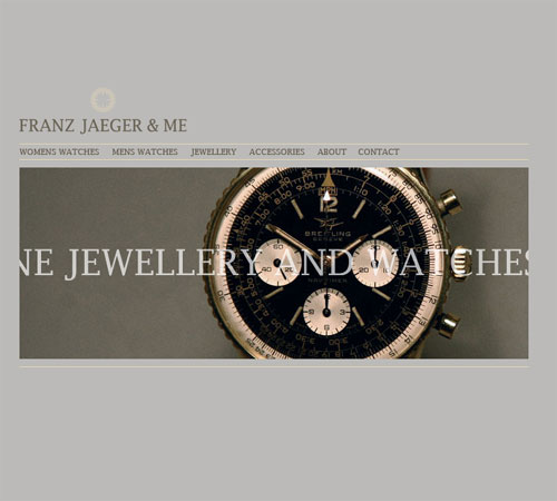Franz Jaeger and me : des montres d'occasion à Copenhague