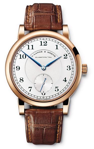 Richard Lange « Pour le Mérite » : entièrement dédiée à la mesure précise du temps…