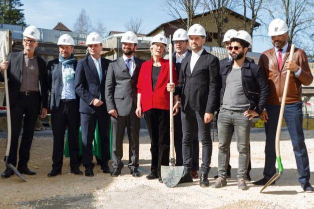 Audemars Piguet pose la première pierre de son nouveau musée