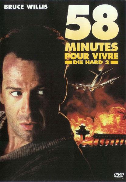 58 minutes pour vivre, DR