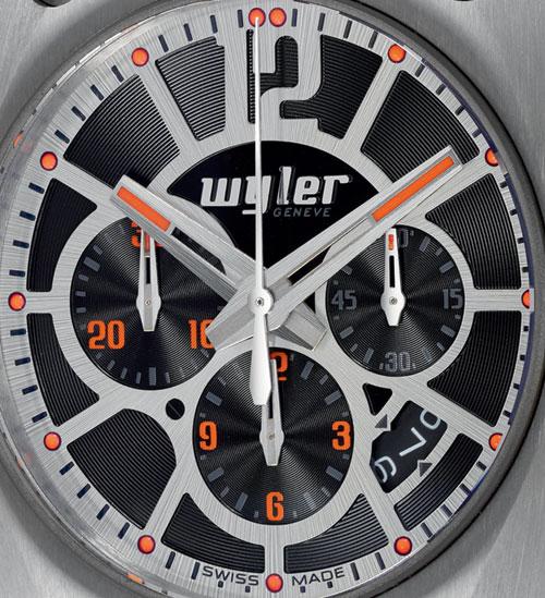 Code-R : Wyler présente son premier modèle 2009
