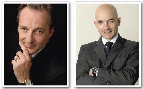 Loek Oprinsen et Marc Michel-Amadry