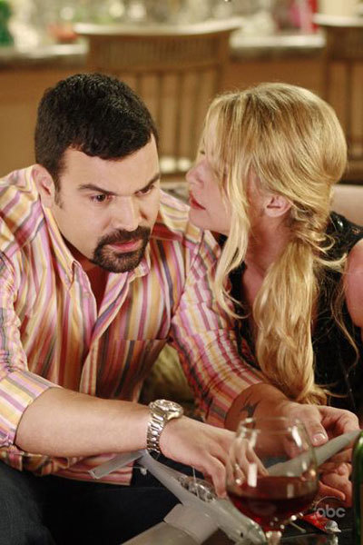 Desperate Housewives : Ricardo Chavira porte une Laureato Girard-Perregaux